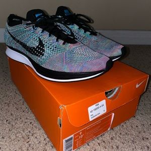 Nike Flynit Racers Multicolor